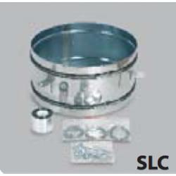 SLC Gancho para tubo flexible más de 4mts.