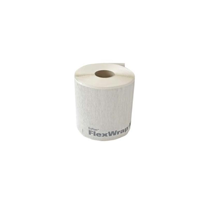 Rollos de cinta adhesiva Tyvek Flexwrap