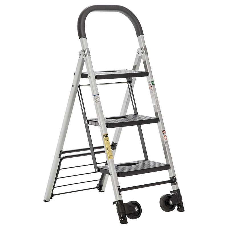 Escalera de aluminio Práctica