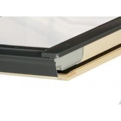 Ventana tejado FTP-V-U2 con tapajuntas INTEGRADO