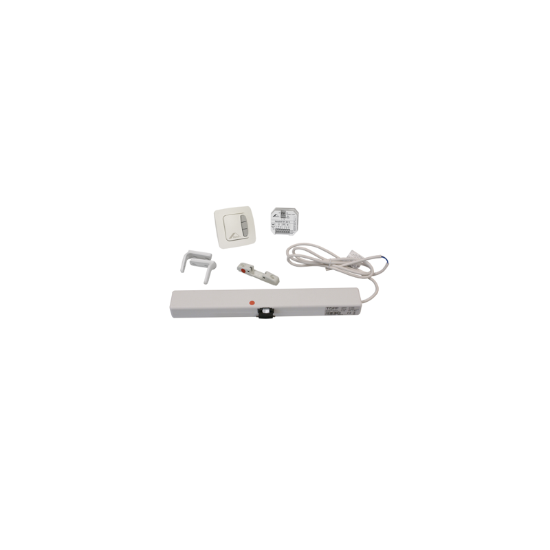 Motor electrico 24V c/interruptor