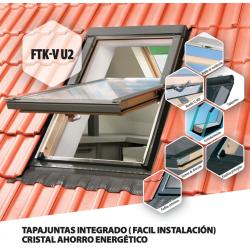 FTK-V-U2 con tapajuntas...