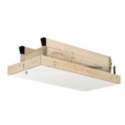 LC-3 ISO madera 3 tramos